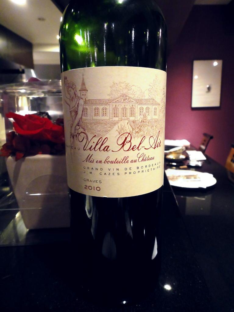 久しぶりにおいしい赤ワイン!